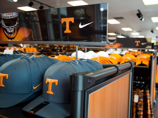 The Vols will keep Nike as their official apparel provider