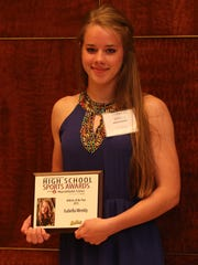 Tri-County's Isabella Weekly was named Wednesday as