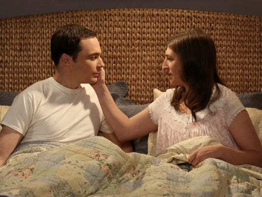 The Big Bang Theory Jim Parsons Mayim Bialik