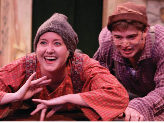 """""""The Frog Prince"""" opens April 14 at the Wayne Theatre/Ross Performing Arts Center."""