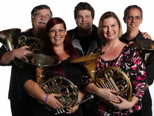 The Space Coast Symphony's wind orchestra will perform