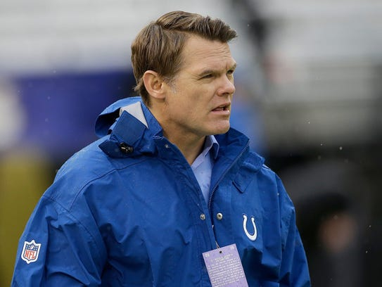 Colts General Manager Chris Ballard will have $84 million