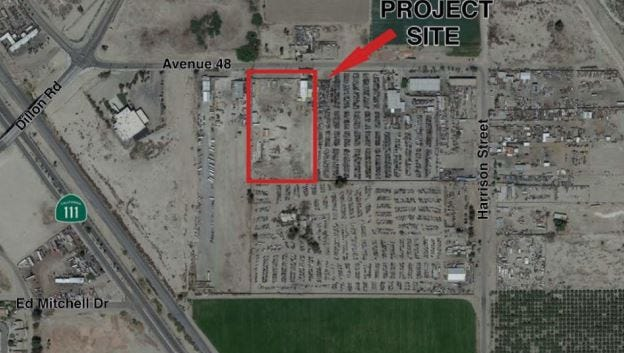 The 111,500 square-foot Cultivation Technologies Inc. facility will be located at 84-811 Avenue 48 in Coachella.