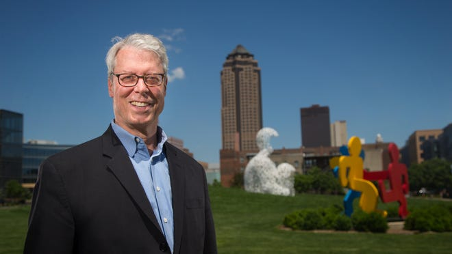 Frank Cownie has been recognized by regional business leaders for his passionate focus on the environment.