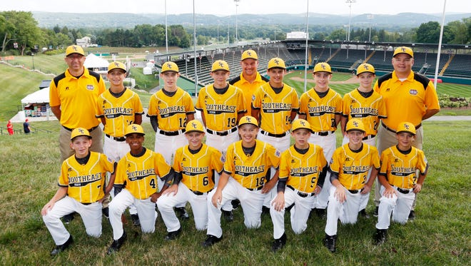 2016 Goodlettsville All-Stars (Southeast Region Champions)