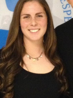 Lauren Lawson, of Suffern, is this week's Rockland Scholar-Athlete of the week.