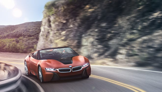 Bmw Says It Will Deliver Self Driving Car By 2021