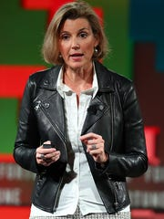 Sallie Krawcheck is an advocate for women and the importance