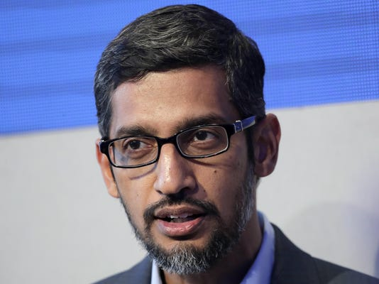 Google CEO Congress