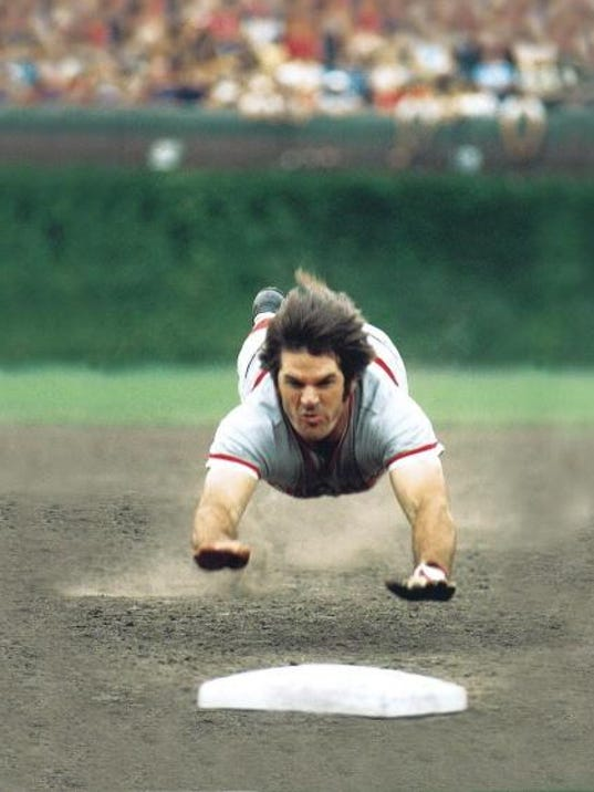 Cincinnati Reds Pete Rose
