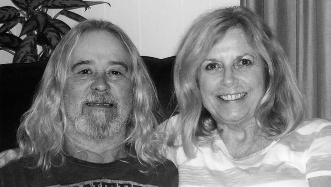 Tim and Pam Kuhn