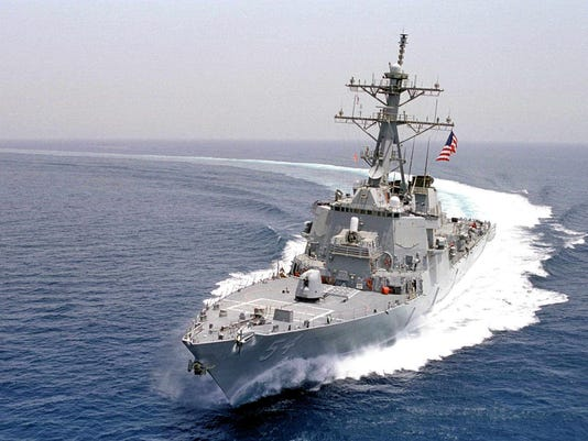 AFP US-TAIWAN-WEAPONS-FILES DEFENCE AT SEA ARABIAN GULF