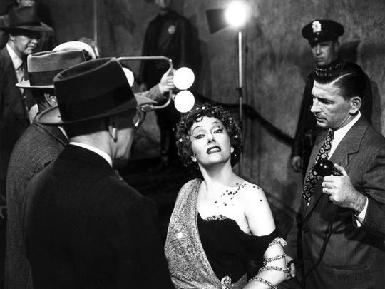 "Gloria Swanson starred in the classic ""Sunset Boulevard."""