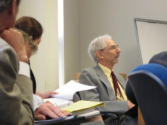 Burlington Chief Administrative Officer Bob Rusten