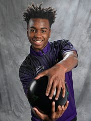 All-Midstate Xavier Powell-Short, Smyrna High School