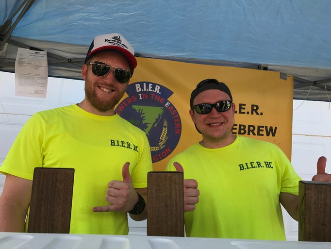 B.I.E.R.— Brewers in the Eastern Shore Region—was one