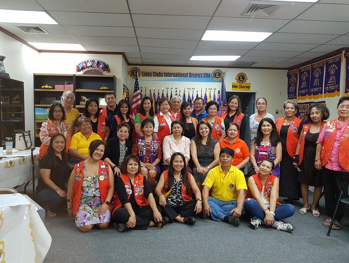 Guam Harmony Lions Club (GHLC) of Lions Clubs International