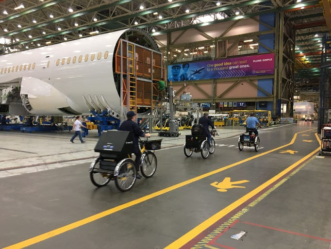 boeing is one of the largest Boeing and its inventory management  boeing is one of the largest aircraft selling organiza-tions, which are offering its commercial and military.