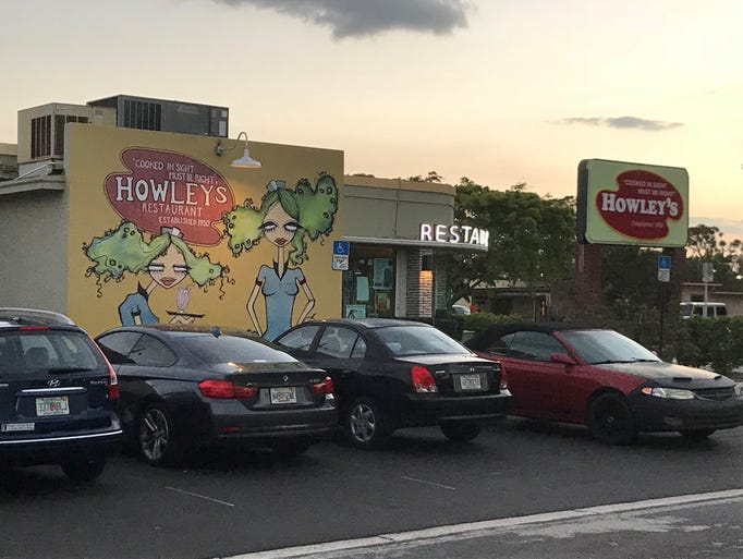 Howley's is a quirky roadside diner that has served