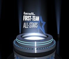 GameTimePA staff selected these players for the 2016 fall first-team all-stars.