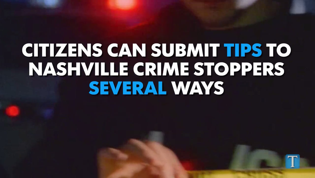 How to submit a tip to Crime Stoppers