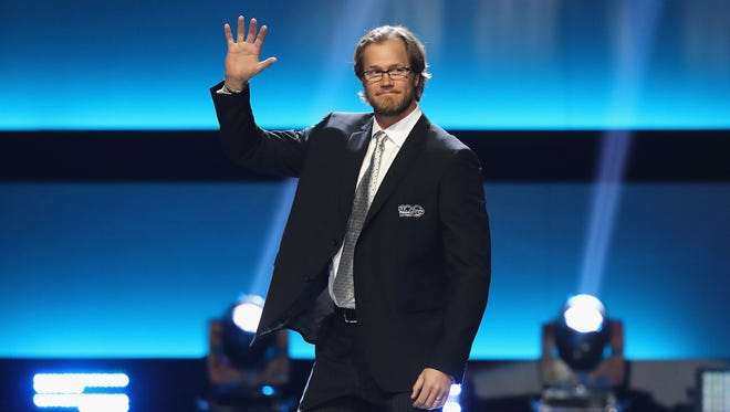 Ex-Flyer Chris Pronger is working for the Florida Panthers on a one-year contract as a senior advisor to president of hockey operations Dale Tallon.