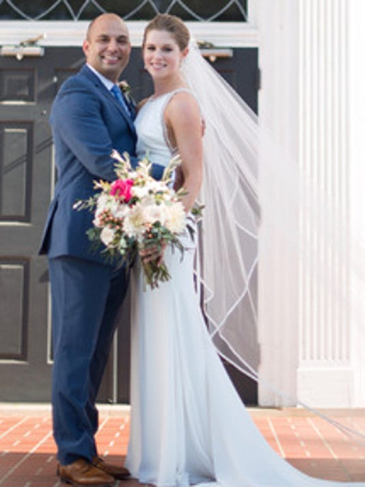 Weddings: Elizabeth Holman & Alexander Reynolds