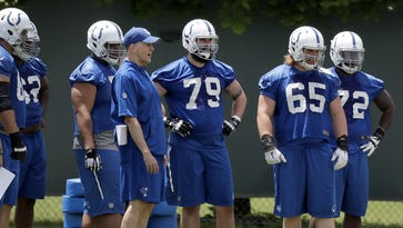 Ryan Kelly talks about his first impressions of Andrew Luck