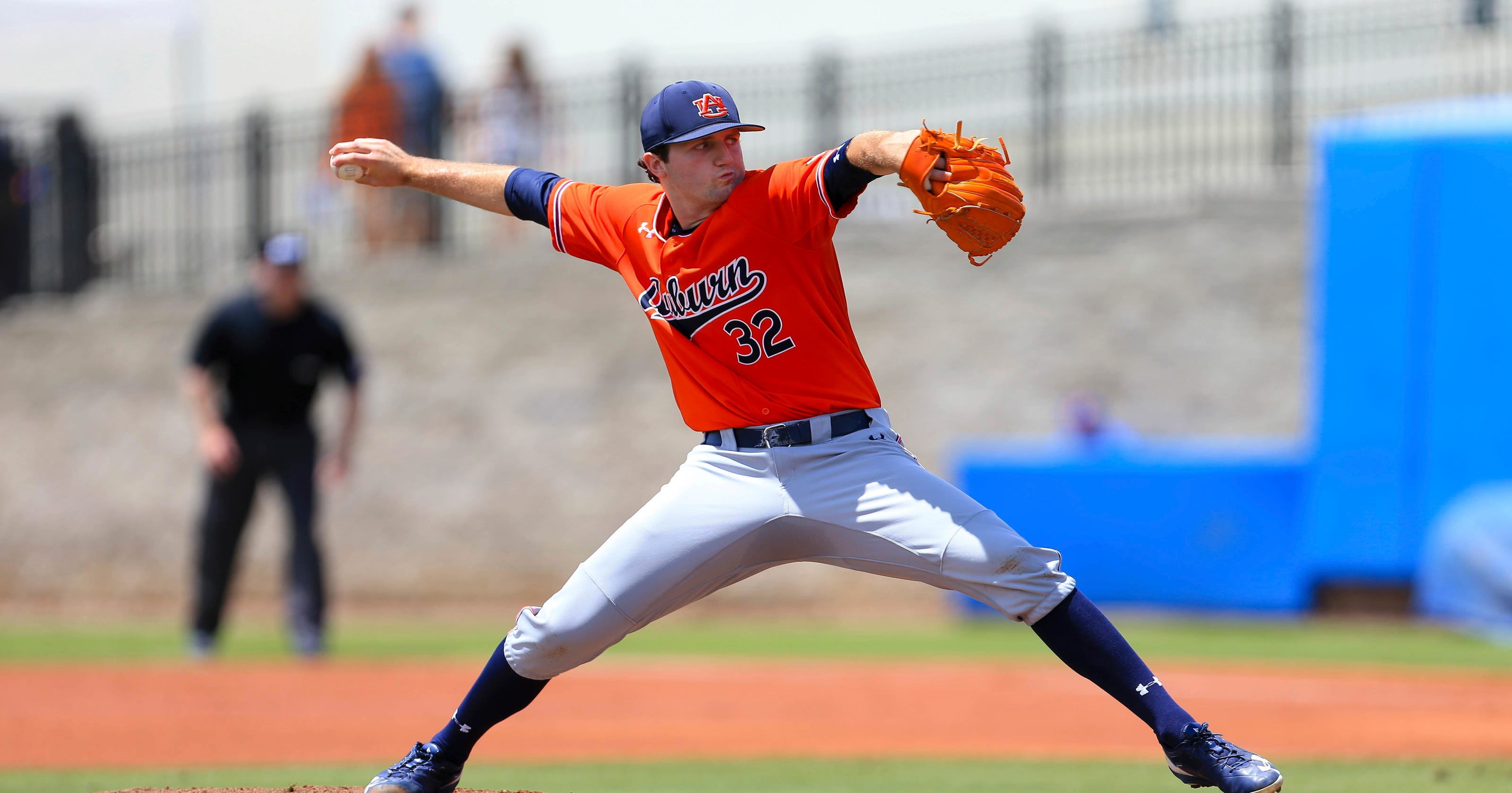 c2407b86e Casey Mize, Detroit Tigers No. 1 pick, shelled by Florida in NCAAs