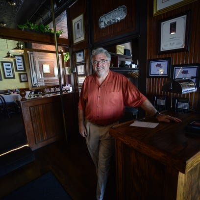 Owner puts iconic Number 5, Lampy's up for sale