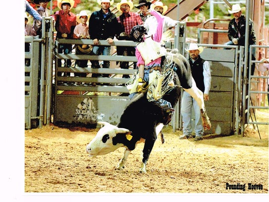 Rms Student Tadd Dictson Takes 2nd State Junior Bull