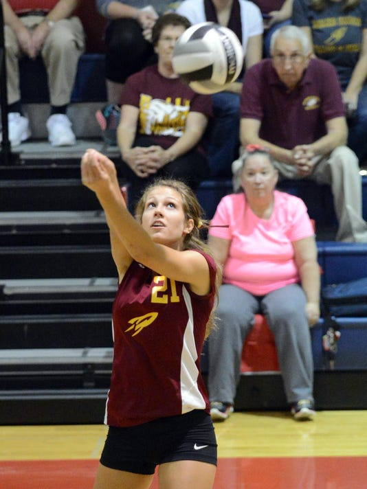 berne union volleyball fairfield christian volleyball