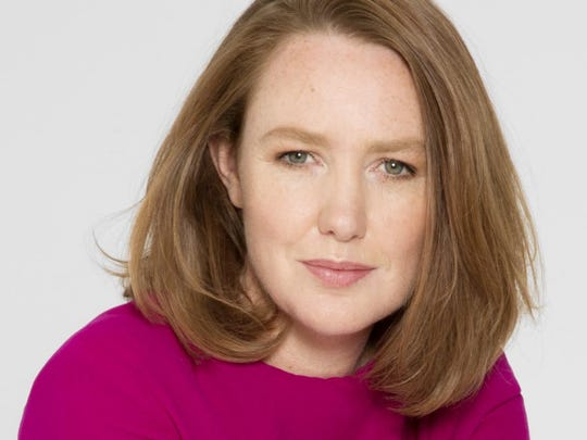 """Into the Water"" author Paula Hawkins."