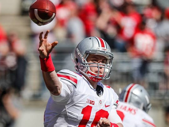 Ohio State graduate transfer Joe Burrow is expected