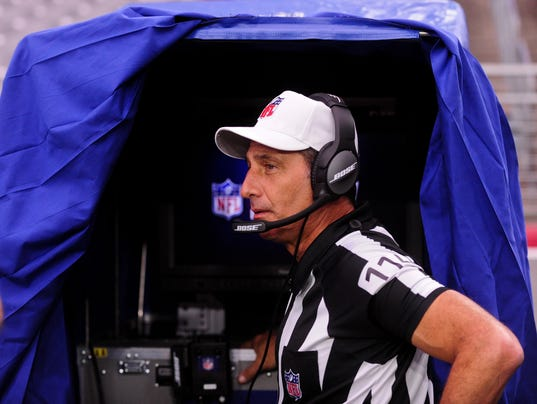 the discussion over instant replay at nfl More instant replay scares the nfl because it's untraditional and technological and time-consuming after over 2,000 days and 14,000 stories.