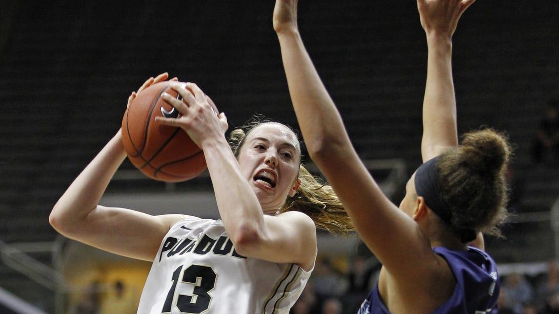State college basketball roundup: Purdue women beat IU