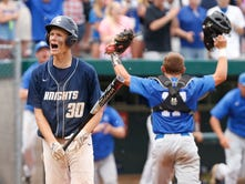 Semistate loss fuels young Central Catholic baseball team