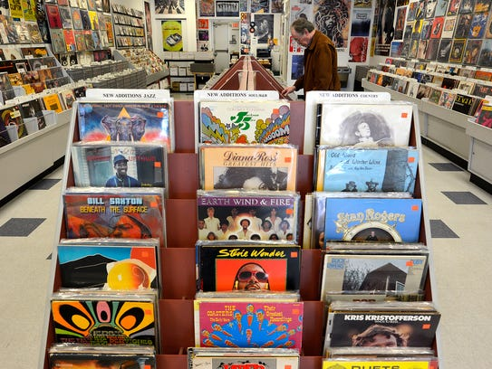 Vinyl albums are making a comeback, helping out small