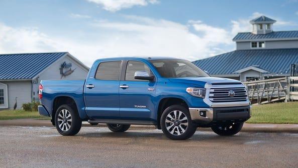 Toyota Tundra Limited del 2018