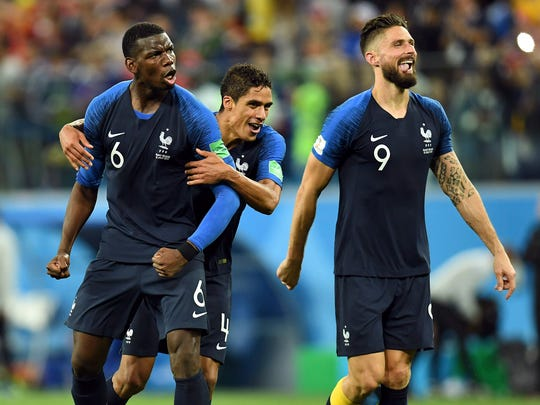 ddab4066dcb France or Croatia  What to know about the World Cup final