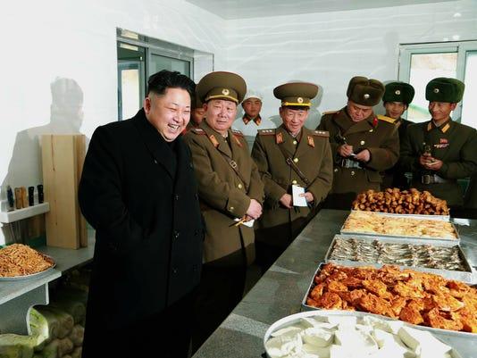 EPA NORTH KOREA GOVERNMENT POL GOVERNMENT KOR