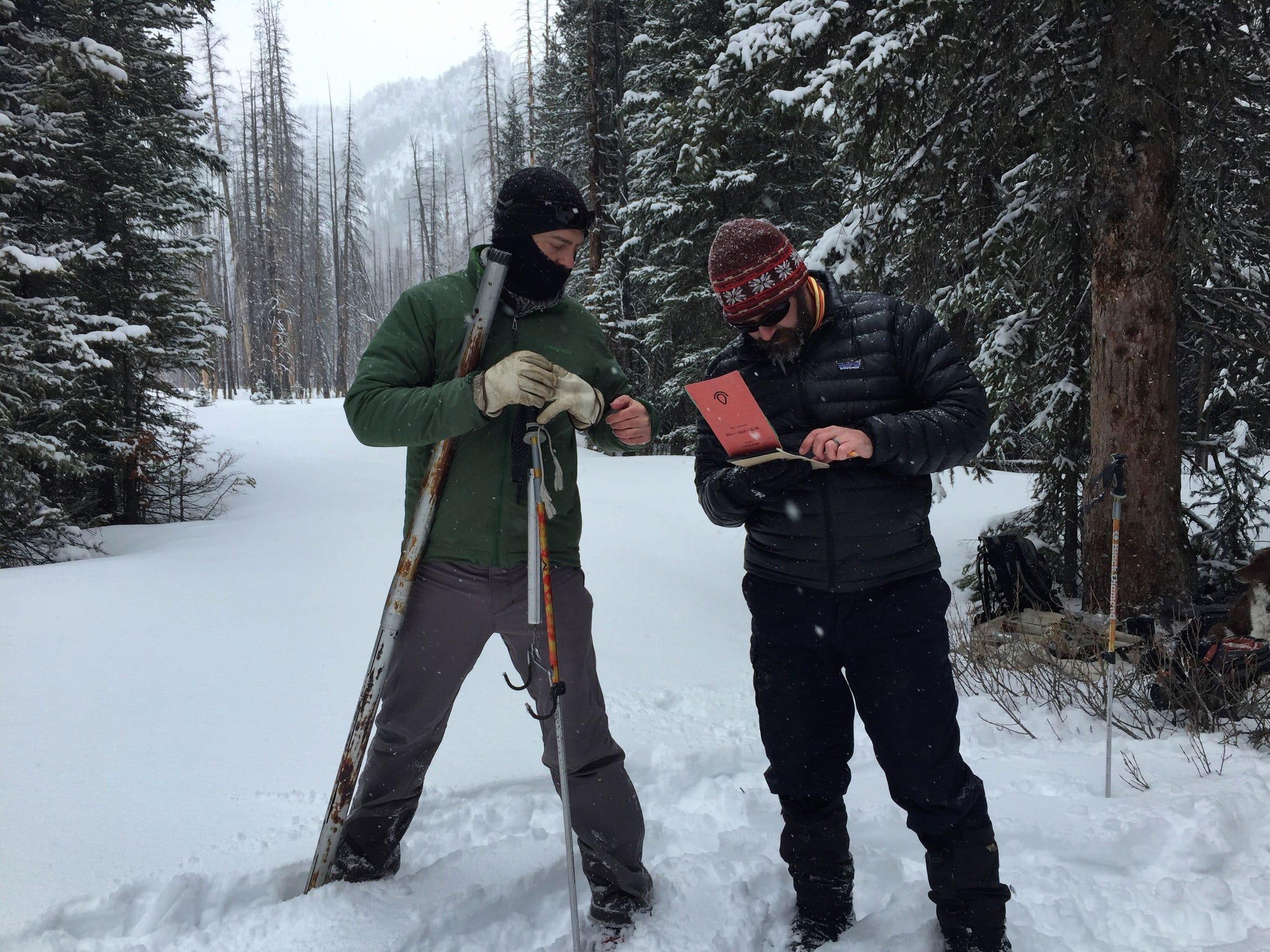 2-Snow survey 2