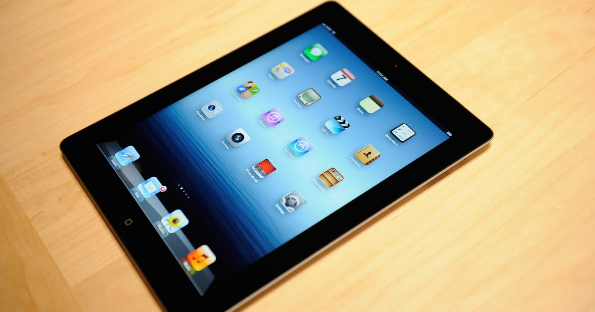 iPad announcement spurs trade-ins of older iPads