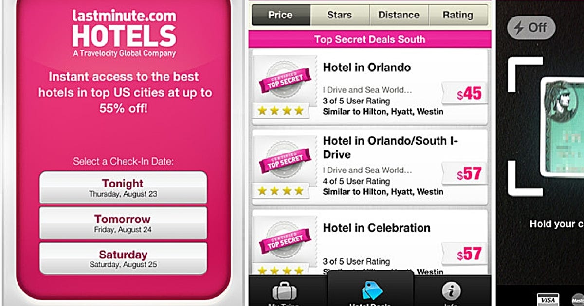 stories apps cheap last minute travel
