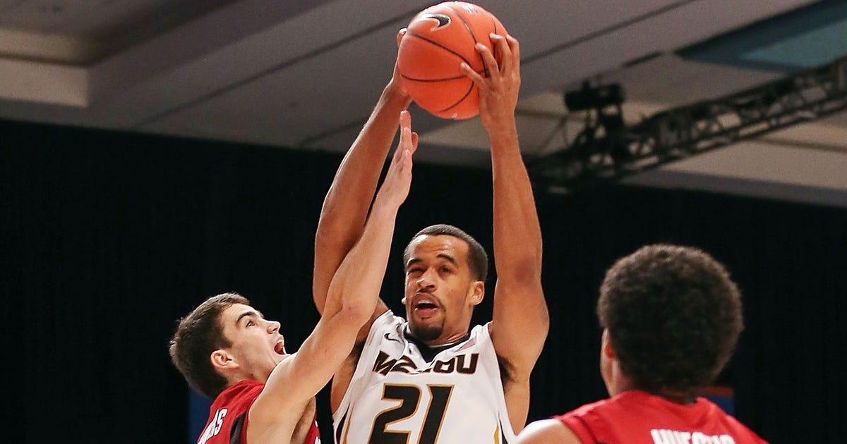 Laurence Bowers leads No. 14 Missouri over Stanford