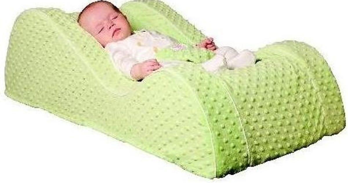 Feds File Lawsuit Against Nap Nanny Maker