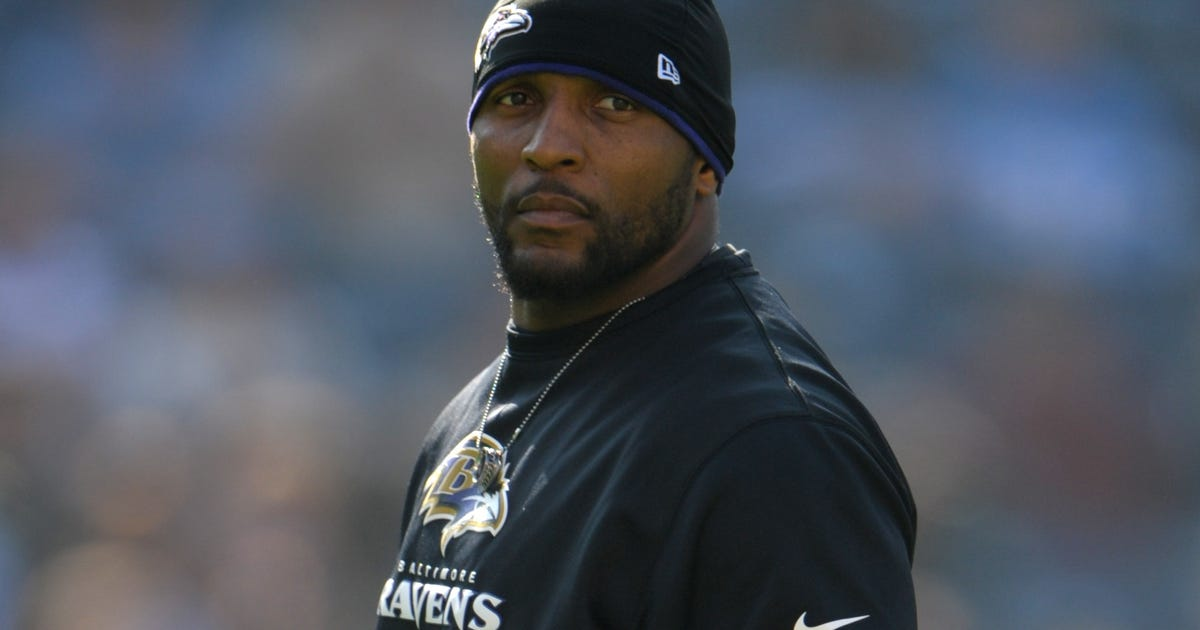 Ray Lewis Returns To Practice With Ravens