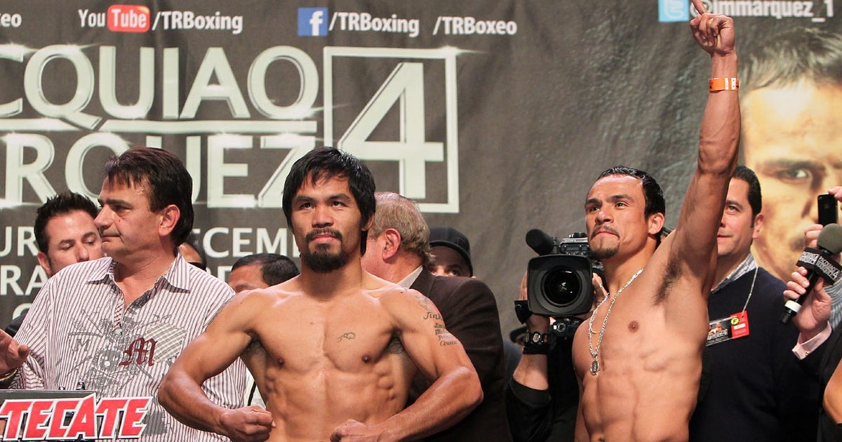 Sports News Articles Scores, Pictures, Videos - ABC Pacquiao marquez 4 weigh in photos