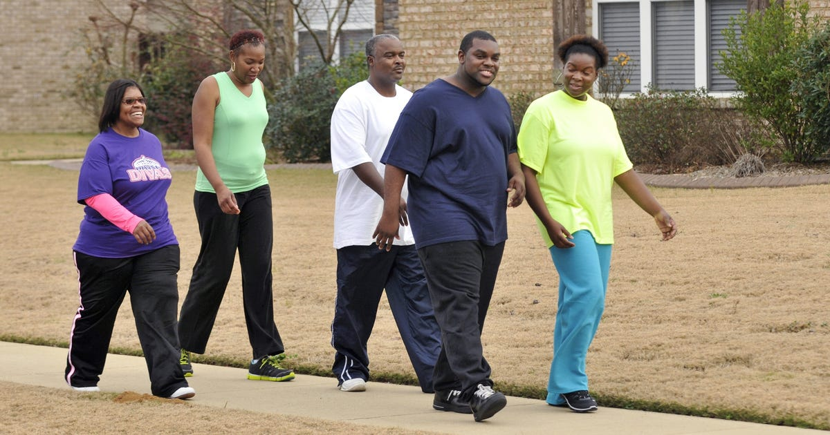 Family Fitness Journey From Fried Foods To Fish Tacos