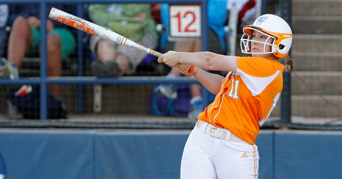 WCWS 2013: Tennessee, Oklahoma in finals